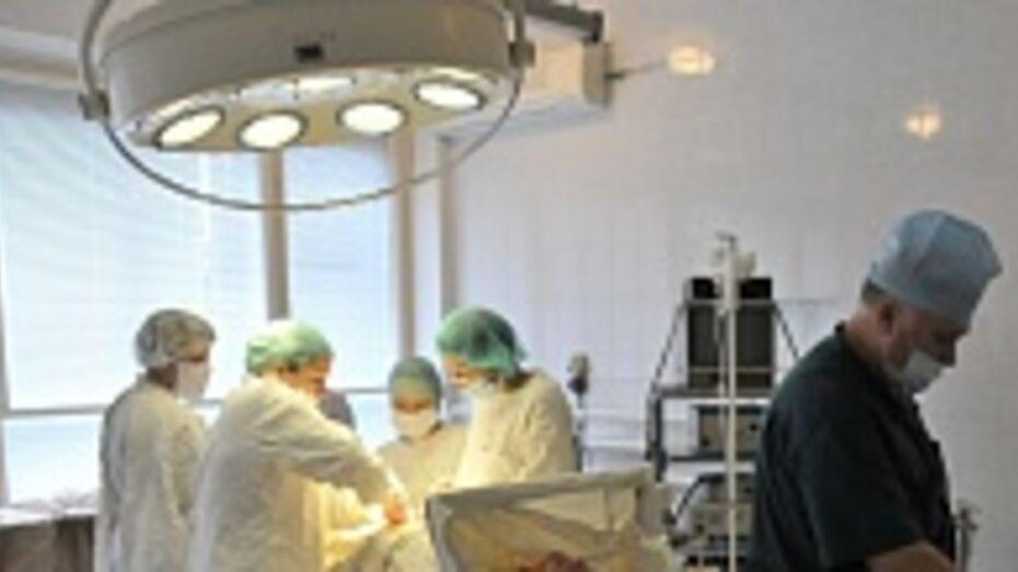 Лискинским врачам удалось найти родственников девушки, уже месяц находящейся в коме после ДТП