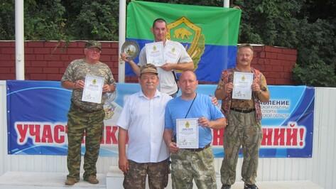 Аннинские охотники заняли 3 призовых места на соревнованиях по стрельбе