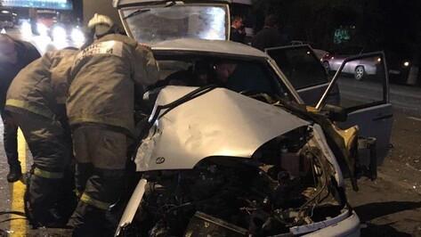 СК возбудил уголовное дело на пьяного полицейского, устроившего ДТП в Воронежской области