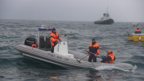 Спасатели подняли из воды второй «черный ящик» разбившегося Ту-154