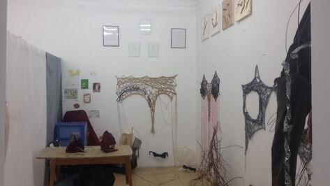 Художники показали мастерские воронежским зрителям
