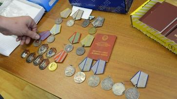 Воронежец попался на продаже наград ветеранов Великой Отечественной войны