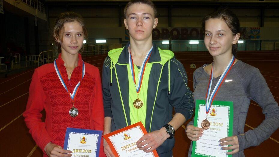 Поворинские легкоатлеты завоевали 5 медалей на первенстве Воронежской области