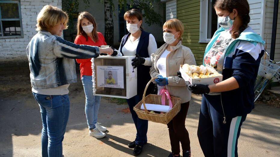 Жители Воробьевки собрали более 40 тыс рублей на лечение 6-летнего земляка