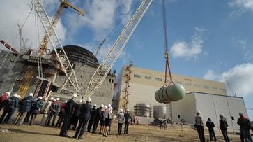 После запуска первого энергоблока на НВАЭС-2  начнется подготовка к строительству третьего и четвертого блоков
