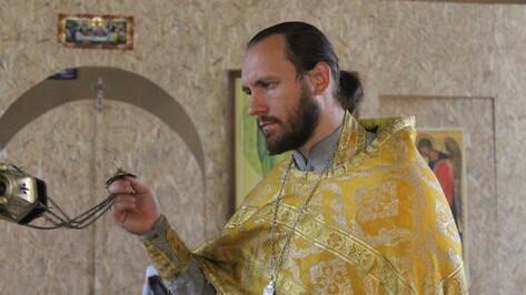 В Воскресенском храме Петропавловского района впервые за 70 лет состоялось богослужение