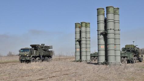 В Воронежской области войска противовоздушной обороны получили зенитный ракетный дивизион