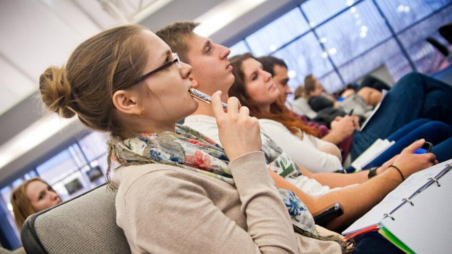 Воронежским выпускникам найдут места для оплачиваемой стажировки
