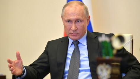 Путин предложил оказать безвозмездную помощь малому и среднему бизнесу