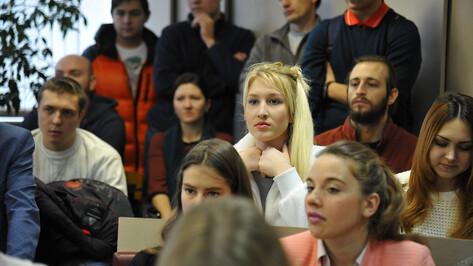 Встречи с первокурсниками в воронежских вузах пройдут онлайн