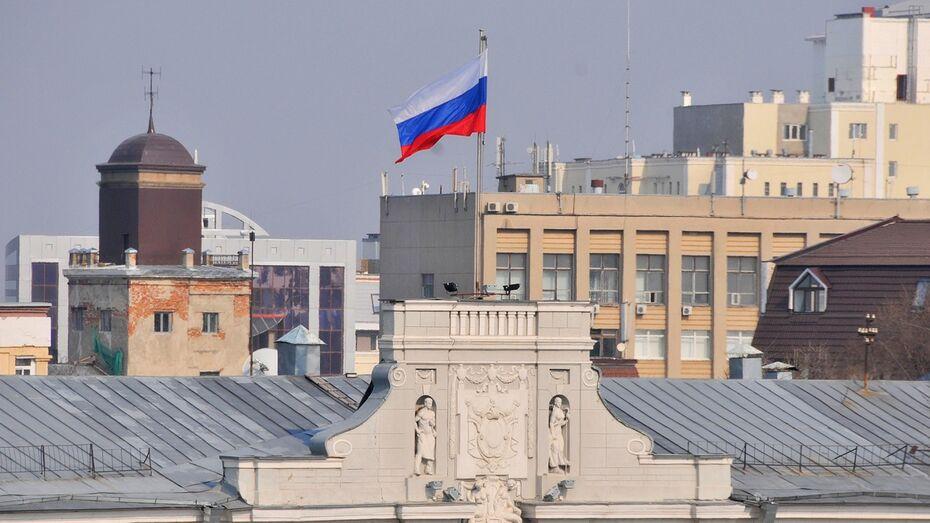 Строительный блок мэрии Воронежа покинул третий руководитель