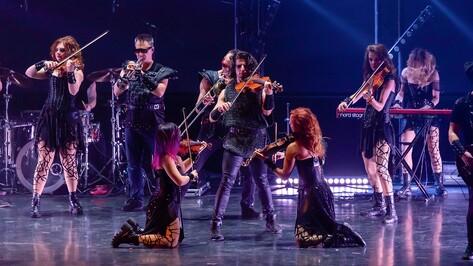 Хиты Nirvana и Linkin Park исполнит в Воронеже танцующий оркестр