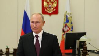 Путин намерен сделать прививку от коронавируса