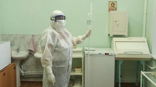 В Верхнемамонской райбольнице открыли отделение для лечения пациентов с COVID-19
