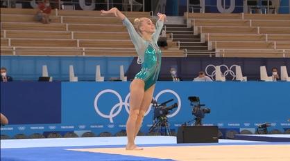 Ангелина Мельникова привезет в Воронеж 3 медали с Олимпиады в Токио
