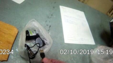 Арестанту воронежского СИЗО пытались передать крошечный телефон, спрятанный в дезодоранте