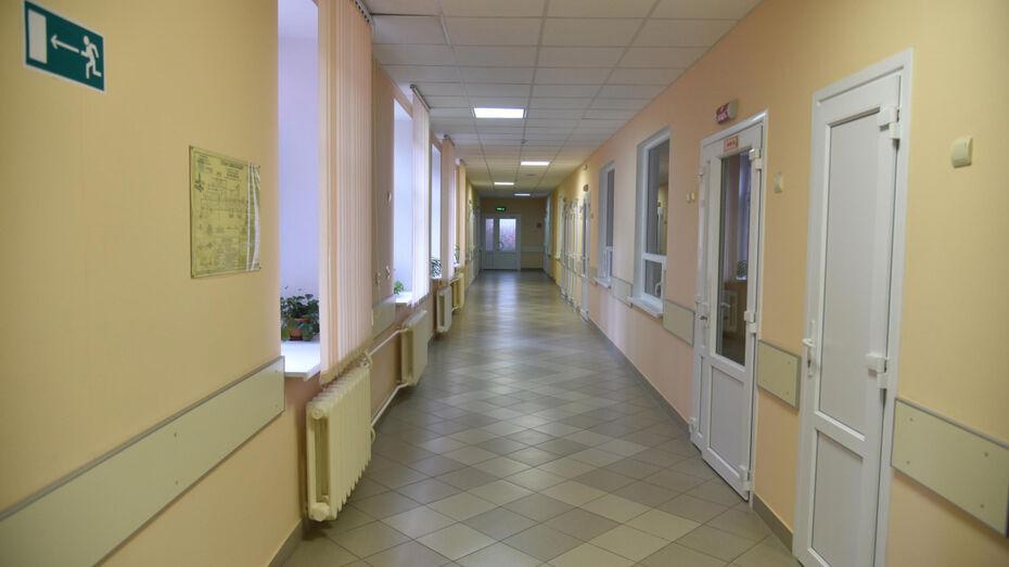 В Рамонской райбольнице закрыли ковидное отделение на 85 коек