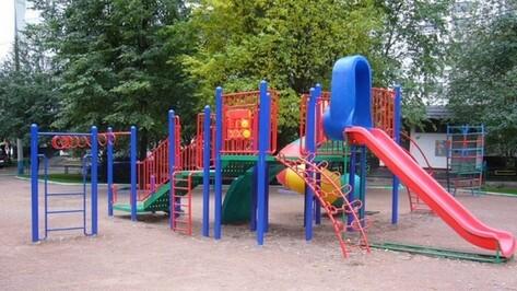 Воронежским сиротам подарят игровые площадки