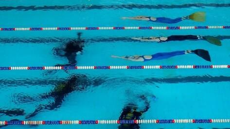 Воронежская спортсменка взяла «золото» на чемпионате Европы по подводному спорту