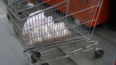 Воронежец украл 150 продуктовых тележек для сдачи в металлолом