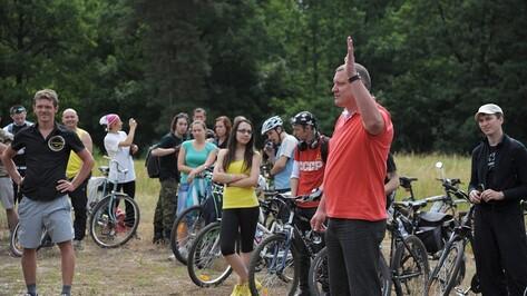 Руководитель воронежского спортуправления собрался на велопробег Победы