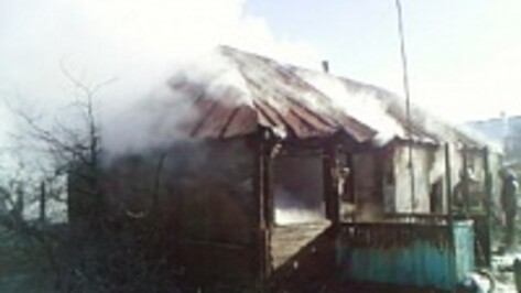 По факту гибели мальчиков на пожаре в Воронежской области возбуждено уголовное дело