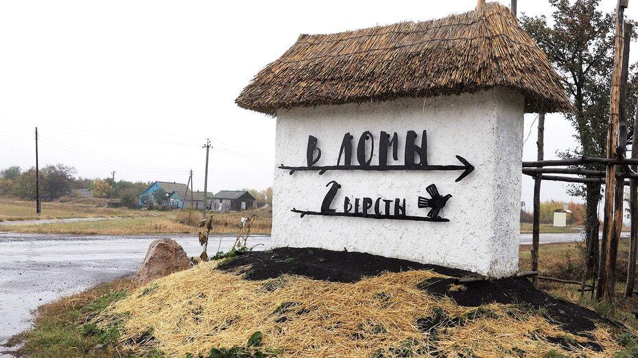 Инфо-туристский комплекс появится в пострадавшем от пожара воронежском Ломовском парке