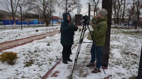 По заказу Минкультуры РФ в Верхнемамонском районе сняли фильм об операции «Малый Сатурн»