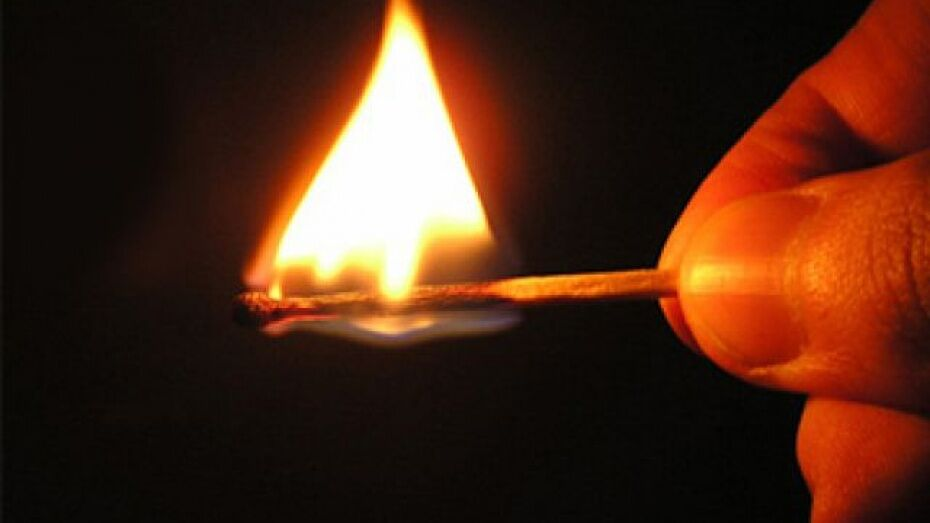 Лискинец ответит в суде за поджог 490 т соломы