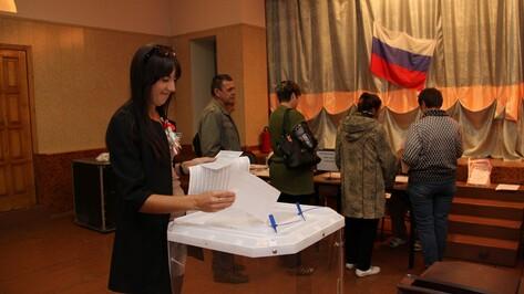 В Лискинском районе прошли самые масштабные в регионе выборы