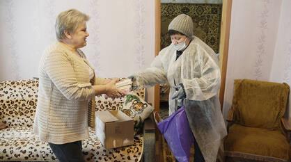 Книжки-путешественницы. Как в Воронежской области книги и СМИ сами «приходят» к читателям