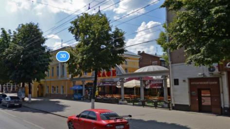 В Воронеже на проспекте Революции снесут «Кафе»