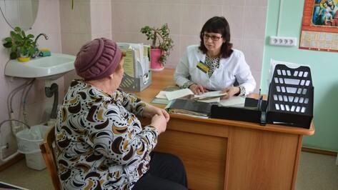 В Россошанском районе выявили 6 новых случаев онкозаболевания