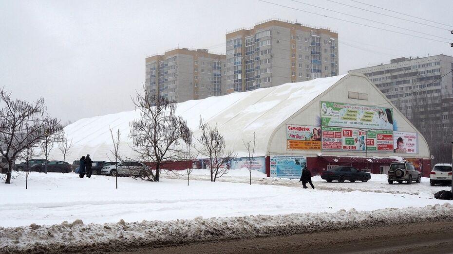 Горячий лед. Как воронежский каток «Северное сияние» поссорил бизнесменов и депутата