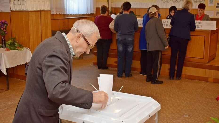 В Грибановском районе кандидаты 3 партий прошли в райсовет