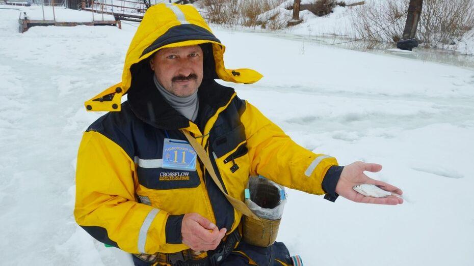 В Павловске пройдут IV межрайонные соревнования по подледному лову рыбы