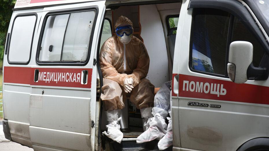 В Воронежской области коронавирус выявили еще у 113 человек