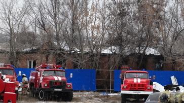 Пациентов сгоревшего воронежского интерната расселят до 1 февраля