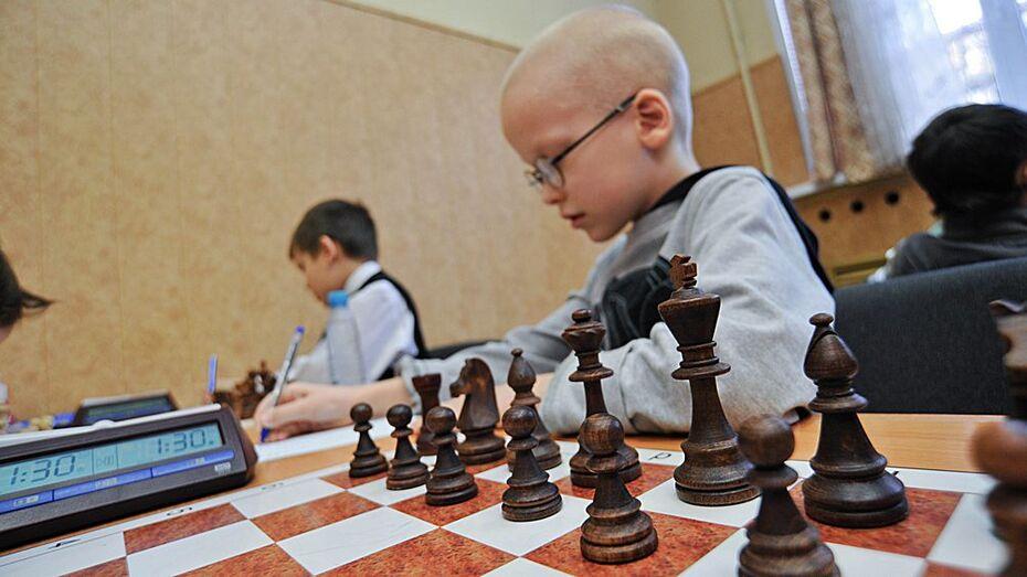 Воронежский этап детского Кубка России по шахматам собрал спортсменов из 17 регионов