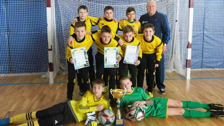 Богучарские футболисты победили на турнире в Ростовской области