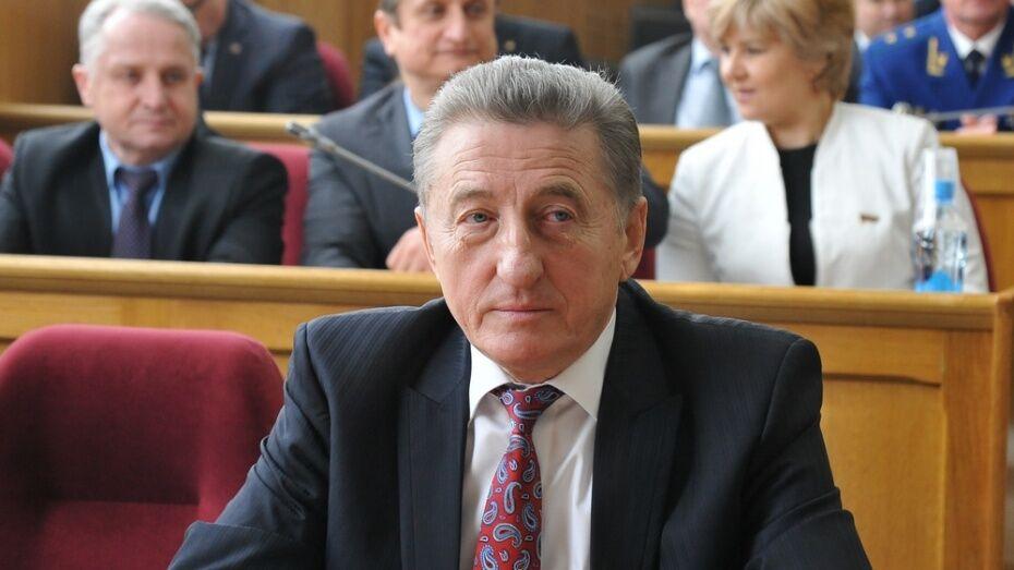 Воронежский сенатор Сергей Лукин стал почетным профессором опорного вуза ВГТУ