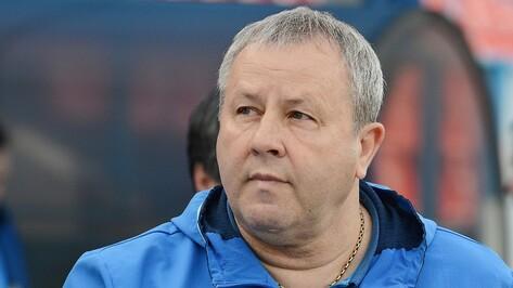 В третий раз: как руководство воронежского «Факела» пыталось сменить тренера