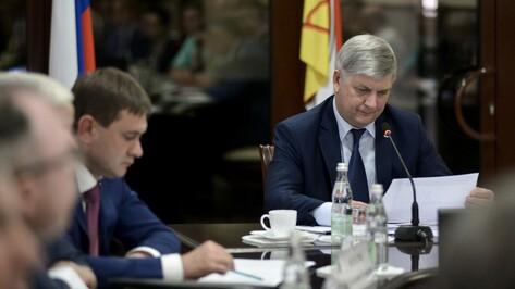Глава Воронежской области провел совещание по вопросам развития Бобровского района