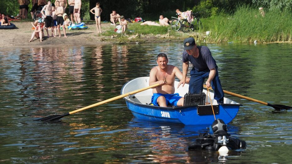 В Воронеже подросток утонул в реке Усманка