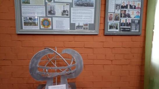 Лискинским ликвидаторам аварии на Чернобыльской АЭС посвятили выставку