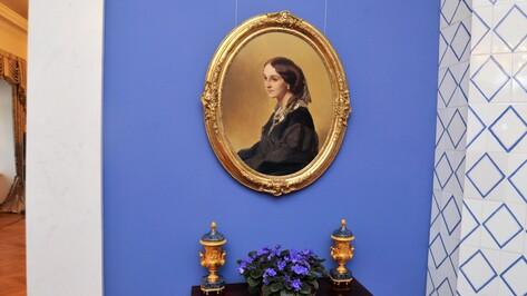 В воронежскую усадьбу Сталь фон Гольштейнов вернулся портрет ее обитательницы