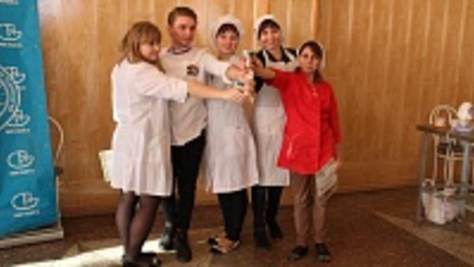 В Воронеже более 80 школьников стали «Звездами кулинарии»