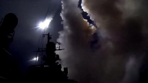Россия впервые нанесла удар по позициям Исламского государства с подводной лодки