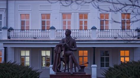 Воронежский художник Иван Горшков выставит серию скульптур в парке усадьбы Веневитинова