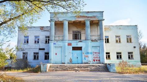 Воронежский спонсор помог вернуть семилукскому селу Девицкий дом культуры